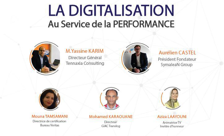 La digitalisation au service de la performance